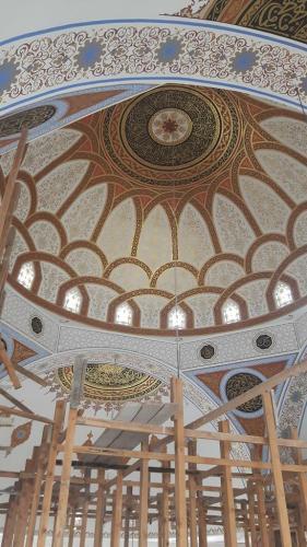 Cami Nakışı - Nakkaş - Cami Süsleme (1)