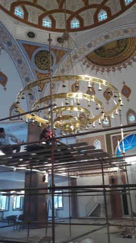 Cami Nakışı - Nakkaş - Cami Süsleme (11)