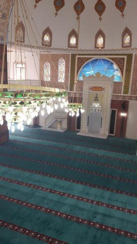 Cami Nakışı - Nakkaş - Cami Süsleme (12)