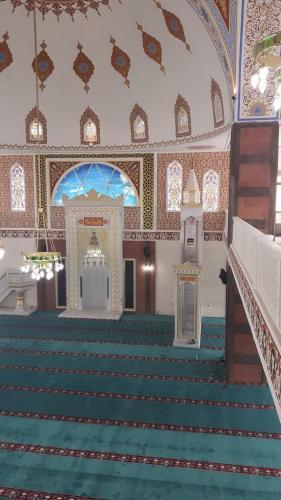 Cami Nakışı - Nakkaş - Cami Süsleme (13)