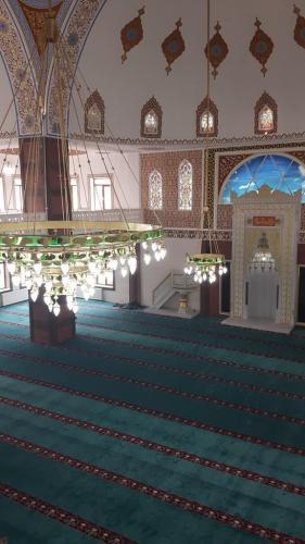 Cami Nakışı - Nakkaş - Cami Süsleme (14)
