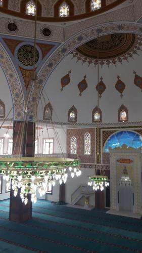 Cami Nakışı - Nakkaş - Cami Süsleme (15)
