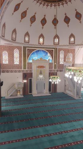 Cami Nakışı - Nakkaş - Cami Süsleme (16)