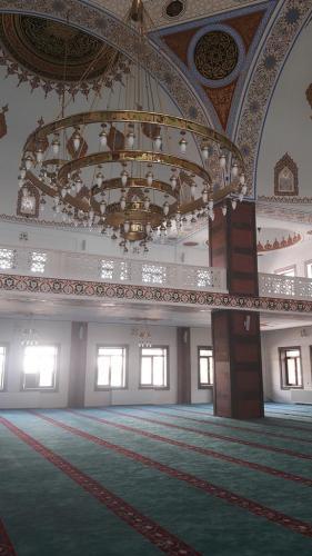Cami Nakışı - Nakkaş - Cami Süsleme (17)