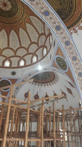 Cami Nakışı - Nakkaş - Cami Süsleme (19)