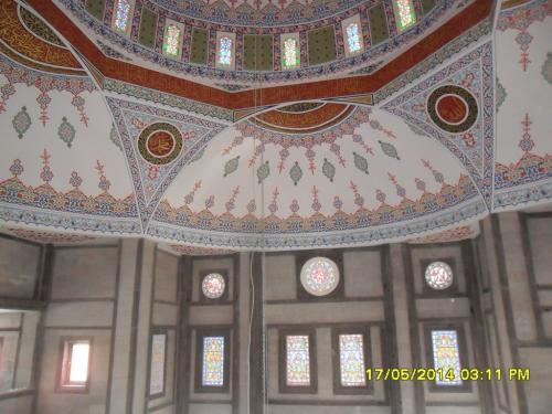 Cami Nakışı - Nakkaş - Cami Süsleme (22)