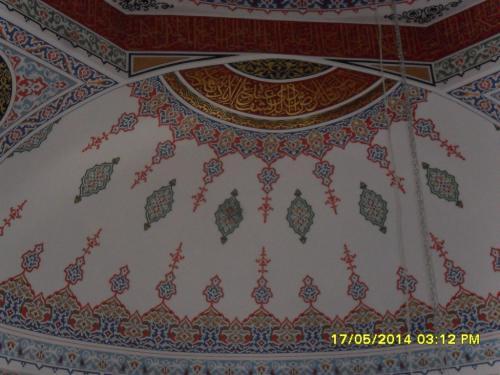 Cami Nakışı - Nakkaş - Cami Süsleme (23)