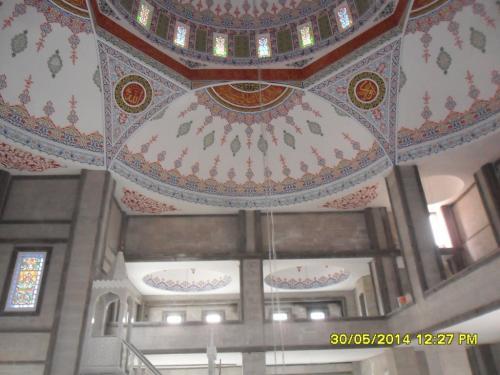 Cami Nakışı - Nakkaş - Cami Süsleme (30)