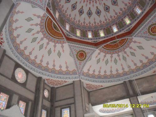 Cami Nakışı - Nakkaş - Cami Süsleme (31)