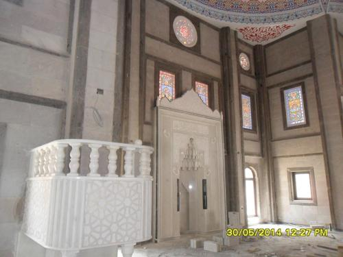 Cami Nakışı - Nakkaş - Cami Süsleme (32)