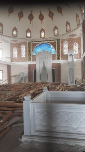 Cami Nakışı - Nakkaş - Cami Süsleme (4)