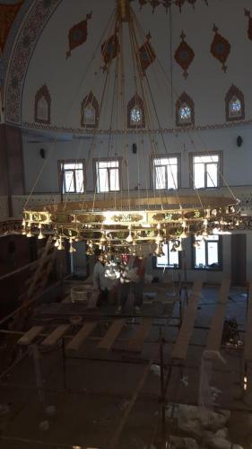 Cami Nakışı - Nakkaş - Cami Süsleme (7)