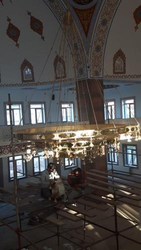 Cami Nakışı - Nakkaş - Cami Süsleme (8)