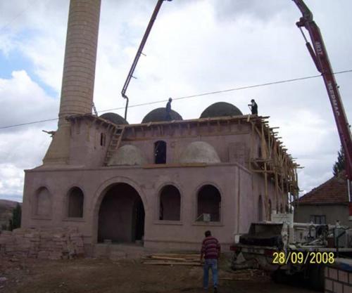 Cami Ustası - Minare Ustası - Taş Cami -Taş Minare (1)