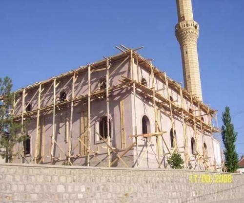 Cami Ustası - Minare Ustası - Taş Cami -Taş Minare (10)