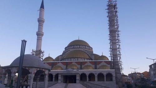 Cami Ustası - Minare Ustası - Taş Cami -Taş Minare (11)