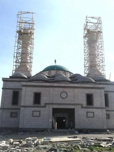 Cami Ustası - Minare Ustası - Taş Cami -Taş Minare (12)
