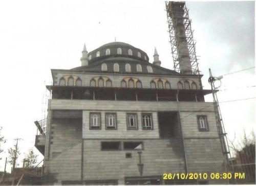 Cami Ustası - Minare Ustası - Taş Cami -Taş Minare (17)