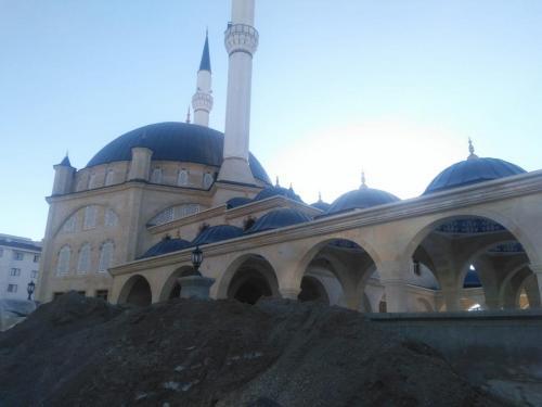 Cami Ustası - Minare Ustası - Taş Cami -Taş Minare (2)