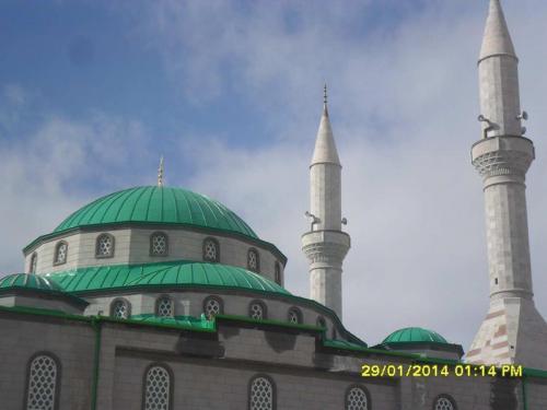 Cami Ustası - Minare Ustası - Taş Cami -Taş Minare (20)