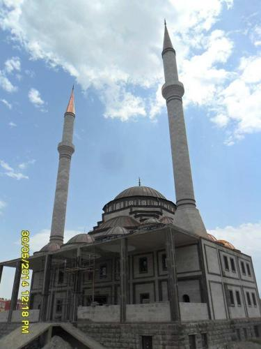 Cami Ustası - Minare Ustası - Taş Cami -Taş Minare (21)