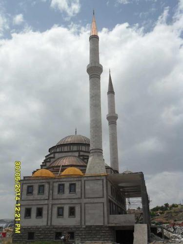 Cami Ustası - Minare Ustası - Taş Cami -Taş Minare (22)