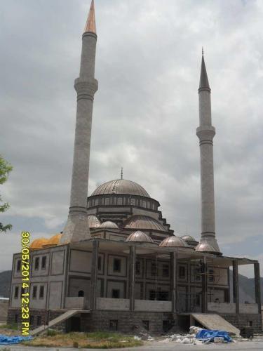 Cami Ustası - Minare Ustası - Taş Cami -Taş Minare (24)