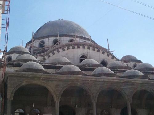 Cami Ustası - Minare Ustası - Taş Cami -Taş Minare