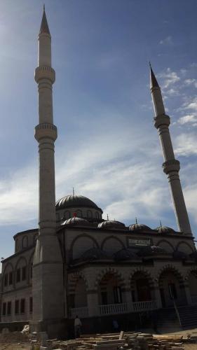 Cami Ustası - Minare Ustası - Taş Cami -Taş Minare (7)