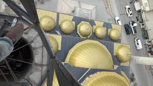 Kubbe Yapımı  ve Kubbe Kaplama Ustası (11)