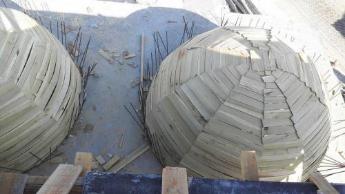 Kubbe Yapımı  ve Kubbe Kaplama Ustası (2)