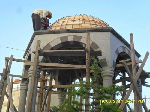 Kubbe Yapımı  ve Kubbe Kaplama Ustası (30)
