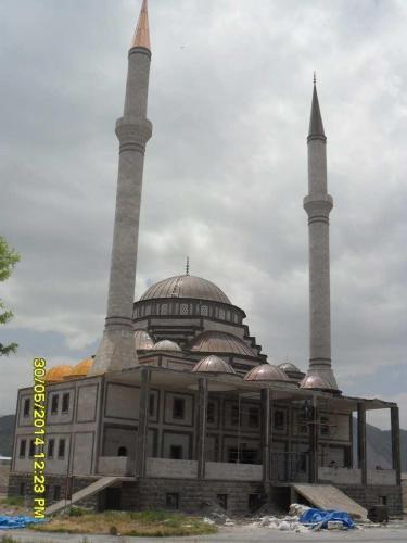 Taş ve Beton Minare Ustası (10)