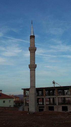 Taş ve Beton Minare Ustası (13)