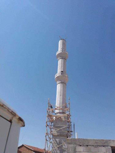 Taş ve Beton Minare Ustası (14)