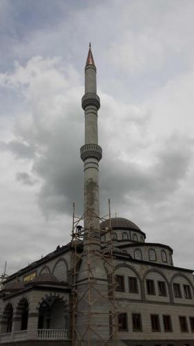 Taş ve Beton Minare Ustası (16)