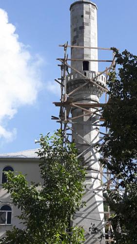 Taş ve Beton Minare Ustası (17)