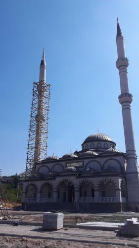 Taş ve Beton Minare Ustası (18)