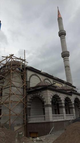 Taş ve Beton Minare Ustası (2)