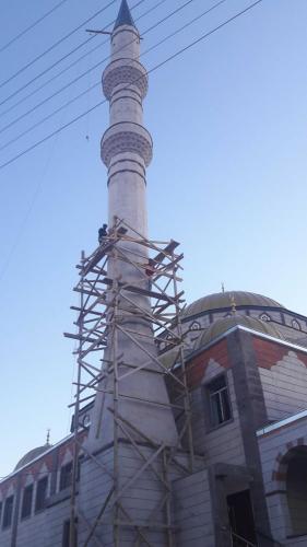 Taş ve Beton Minare Ustası (22)