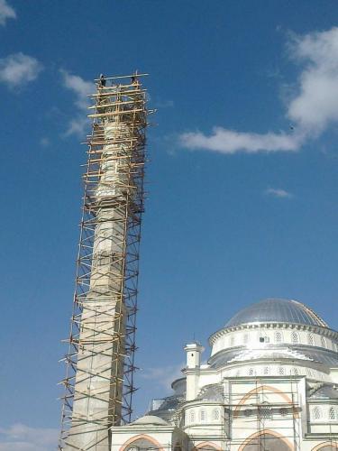 Taş ve Beton Minare Ustası (28)