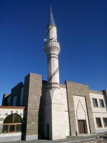 Taş ve Beton Minare Ustası (29)