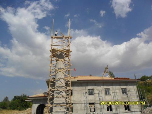Taş ve Beton Minare Ustası (31)