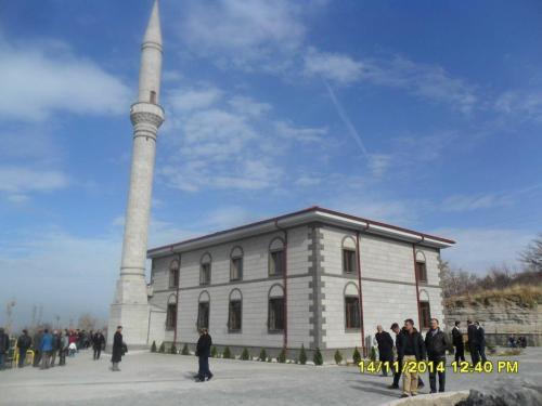 Taş ve Beton Minare Ustası (32)