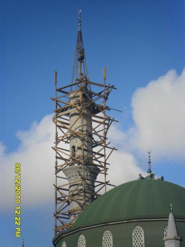 Taş ve Beton Minare Ustası (33)