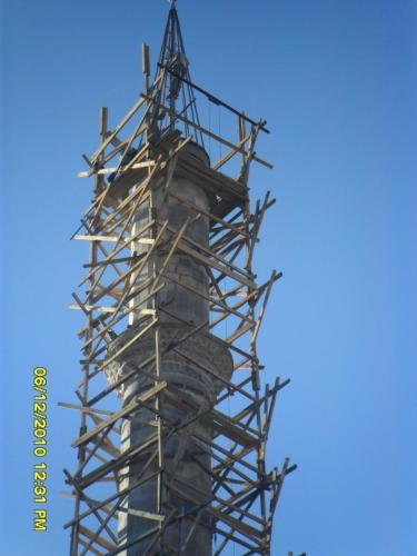 Taş ve Beton Minare Ustası (34)
