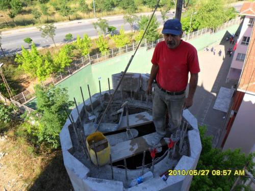 Taş ve Beton Minare Ustası (35)