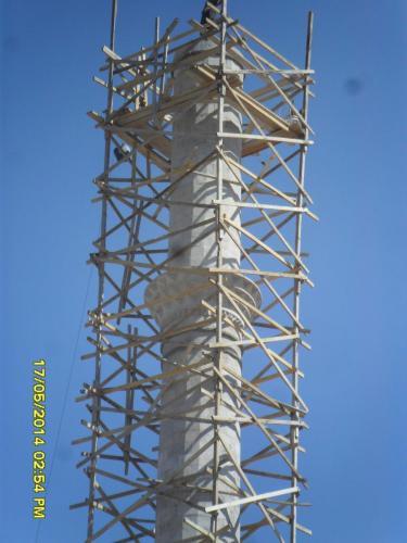Taş ve Beton Minare Ustası (36)