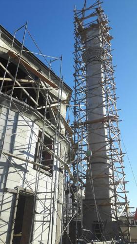 Taş ve Beton Minare Ustası (37)