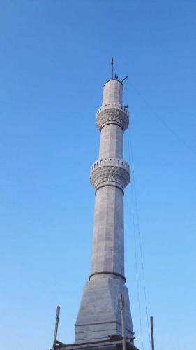 Taş ve Beton Minare Ustası (39)